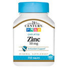 21st Century Chelated Zinc