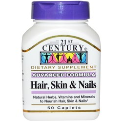 21st Century Hair- Skin  Nails