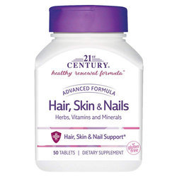 21st Century Hair, Skin and Nails