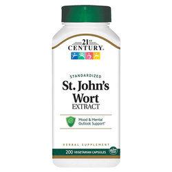21st Century St. John's Wort Extract