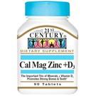 21st Century Cal Mag Zinc + D3