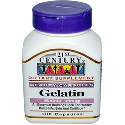 21st Century Gelatin