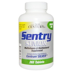21st Century Sentry Senior