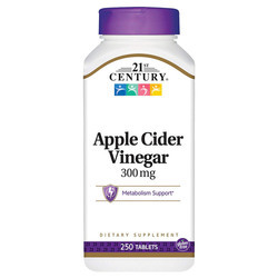 21st Century Apple Cider Vinegar