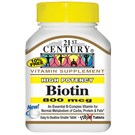 21st Century High Potency Biotin
