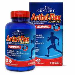 21st Century Arthri-Flex Advantage Plus Vitamin D3