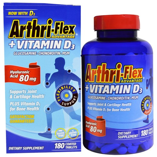 Arthri-Flex Advantage + Vitamin D3