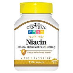 21st Century Niacin Inositol Hexanicotinate