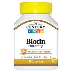 21st Century Biotin