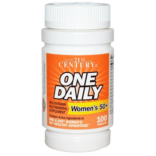 Woman's 50+ One Daily
