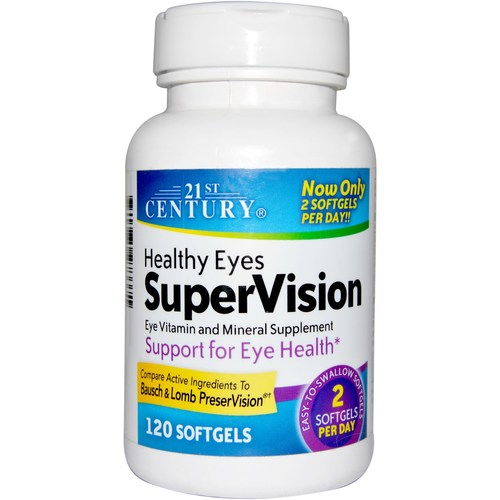 Healthy Eyes SuperVision