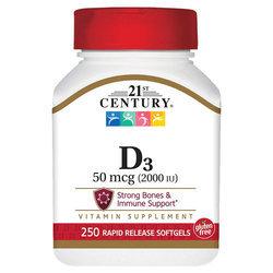21st Century D3