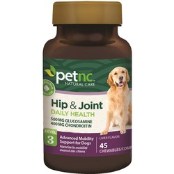 21st Century Level 3 Pet Natural Care Hip & Joint Formula