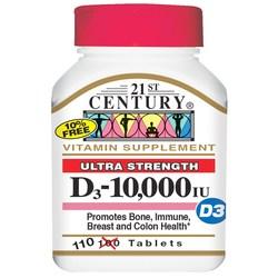21st Century D3-10-000 IU