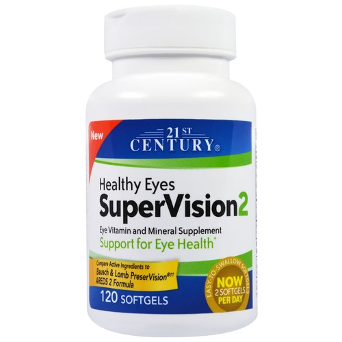 Healthy Eyes SuperVision2