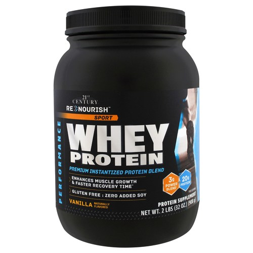 Re-Nourish Sport Whey Protein