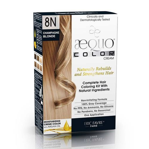 Color Cream Natural Hair Color