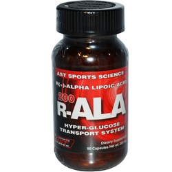 AST Sports Science R-ALA 200 mg