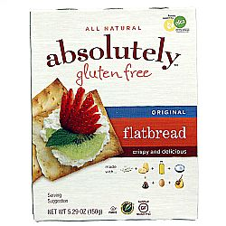 Absolutely Gluten Free Flatbread