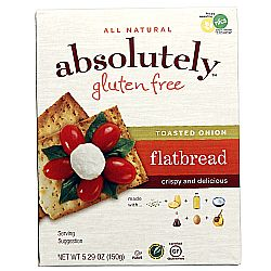 Absolutely Gluten Free Flatbread (6 Pack)