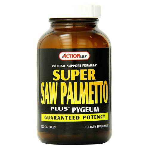 Super Saw Palmetto Plus Pygeum