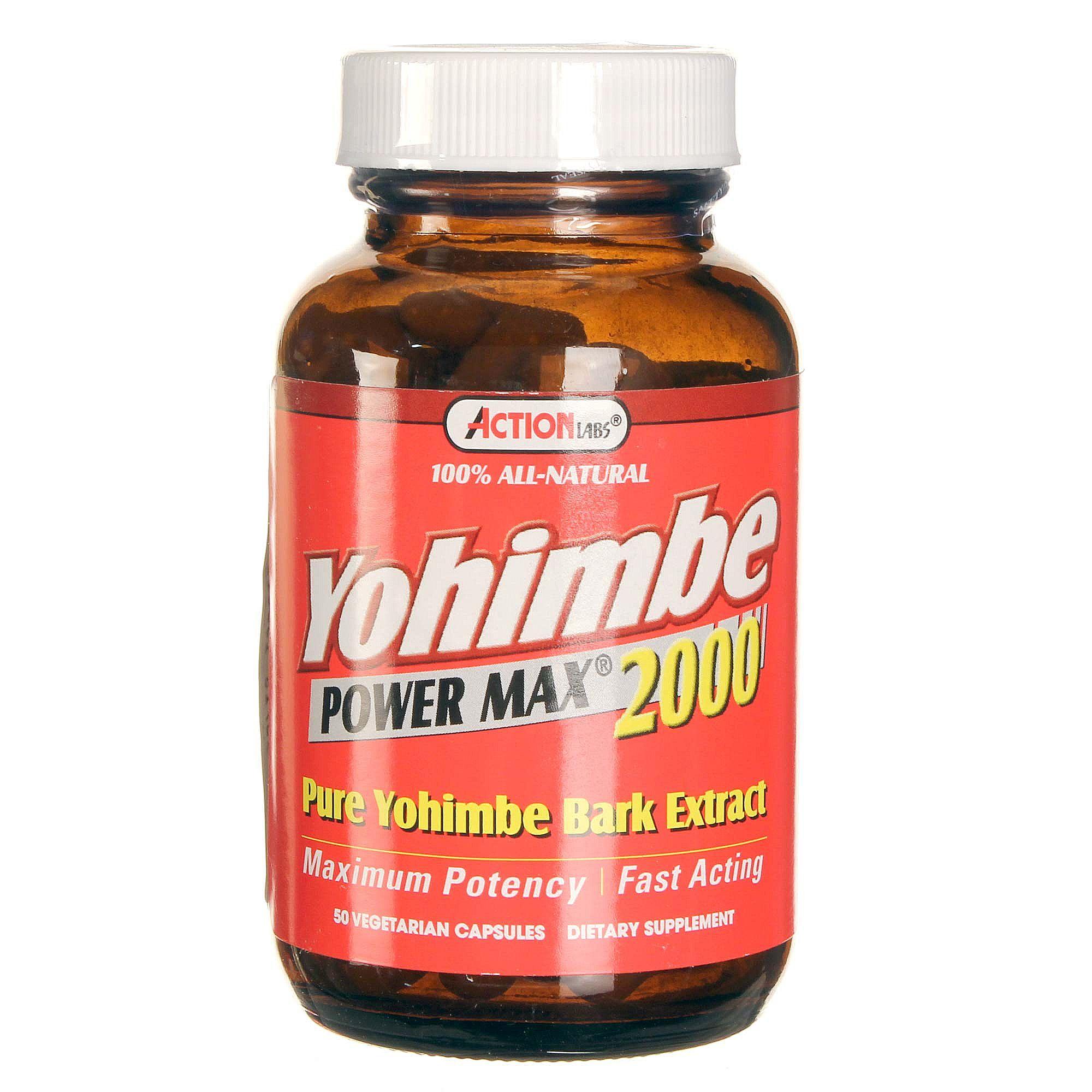 Yohimbe pill