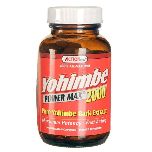 Yohimbe Power Max 2000