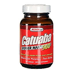 Action Labs Catuaba Power Max 500