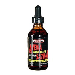 Action Labs Avena Sativa Wild Oats Liquid