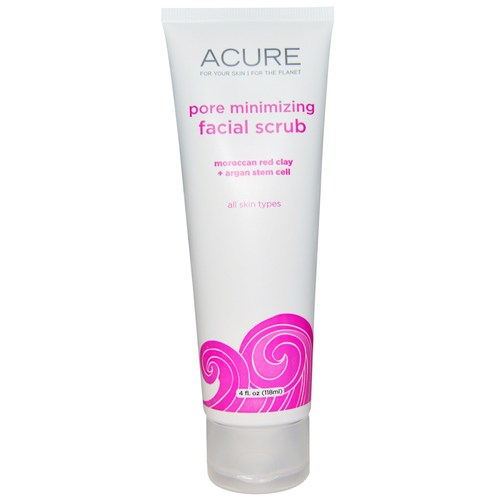 Pore Minimizing Facial Scrub
