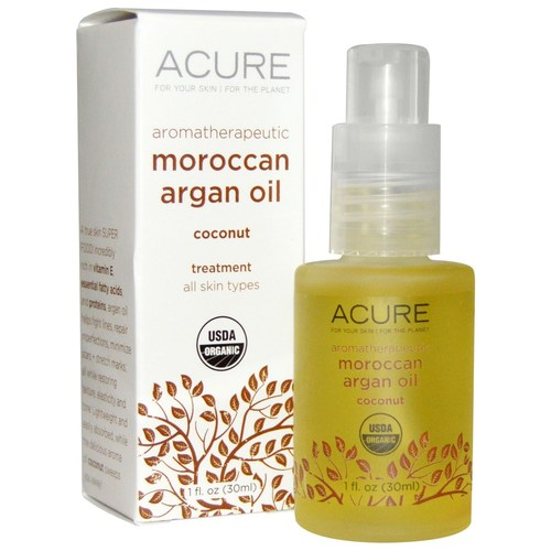 Aromatherapeutic Argan Oil