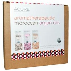 Acure Organics Aromatherapeutic Argan Oil Trio