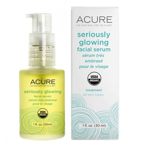Seriously Glowing Facial Serum