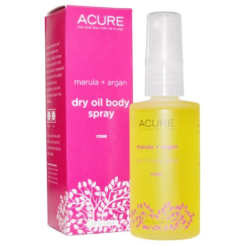 Acure Organics Dry Oil Body Spray Rose - 2 oz - 110762_1.jpg