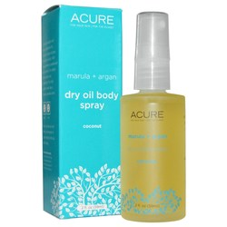 Acure Organics Dry Oil Body Spray
