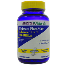 Advanced Naturals Ultimate FloraMax Advanced Care