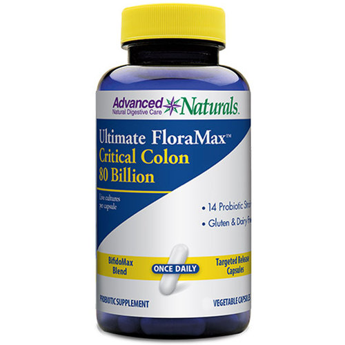 Ultimate FloraMax Critical Colon