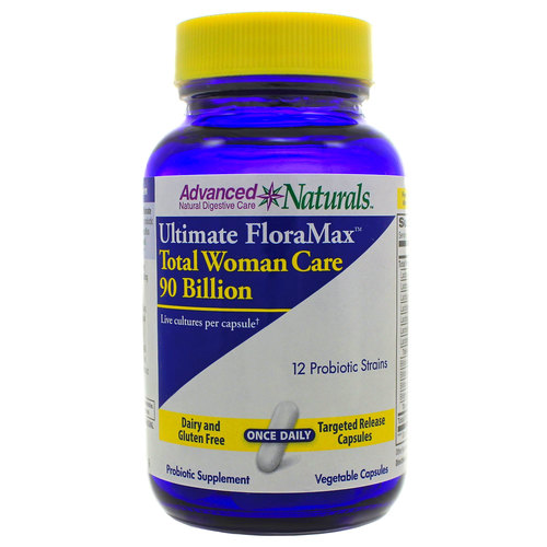 Ultimate FloraMax Total Woman Care 90 Billion