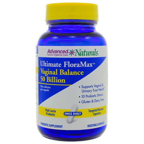 Ultimate FloraMax Vaginal Balance 50 Billion