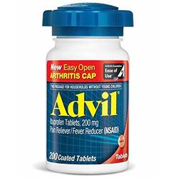 Advil Easy Open Ibuprofen 200 mg