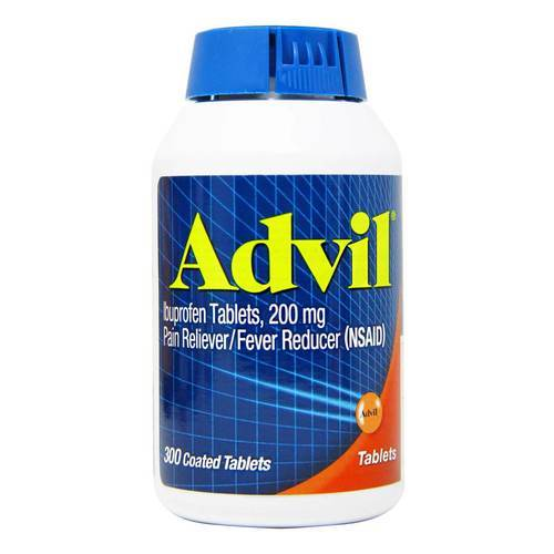 Advil Coated Ibuprofen 200 mg - 300 Coated Tablets - 85484_front2020.jpg