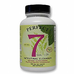Agape Health Products Perfect 7 Intestinal Cleanser