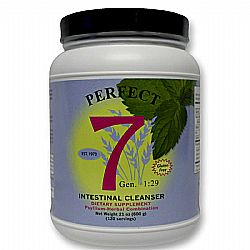 Agape Health Products Perfect 7 Intestinal Cleanser - Powder