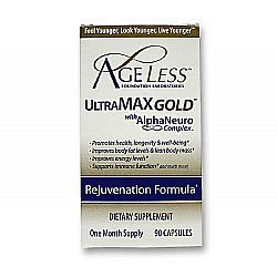 Ageless Foundation Ultra MAX Gold with AlphaNeuro Complex