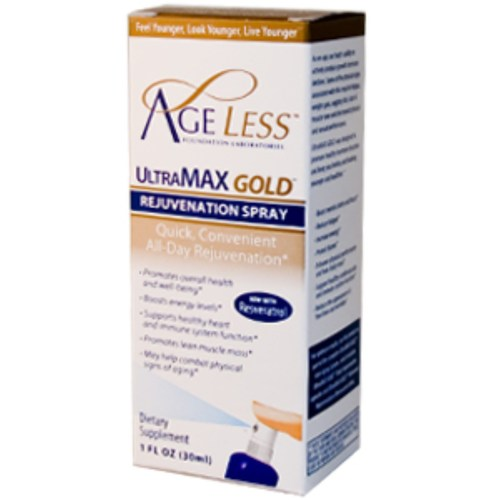 UltraMax Gold HGH Spray