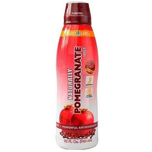 Naturally Pomegranate Juice