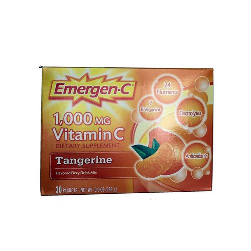 Emergen-C Vitamin C 1000 mg