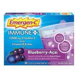 Alacer Emergen-C Immune Plus