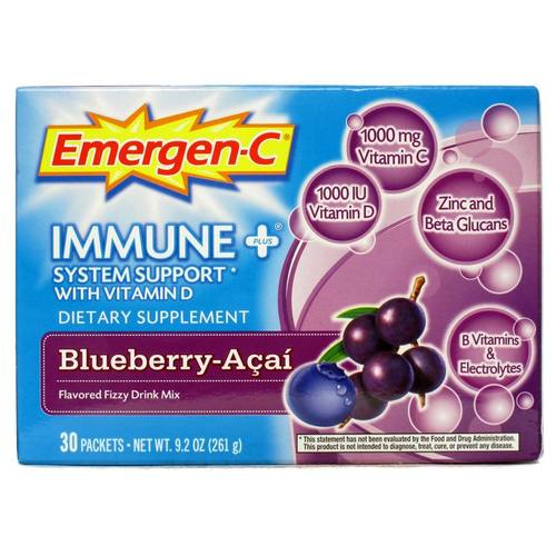 Emergen-C Immune Plus