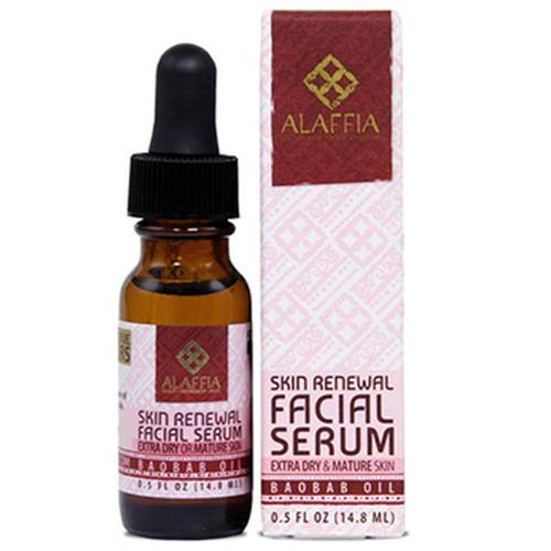 Skin Renewal Baobab Oil Facial Serum